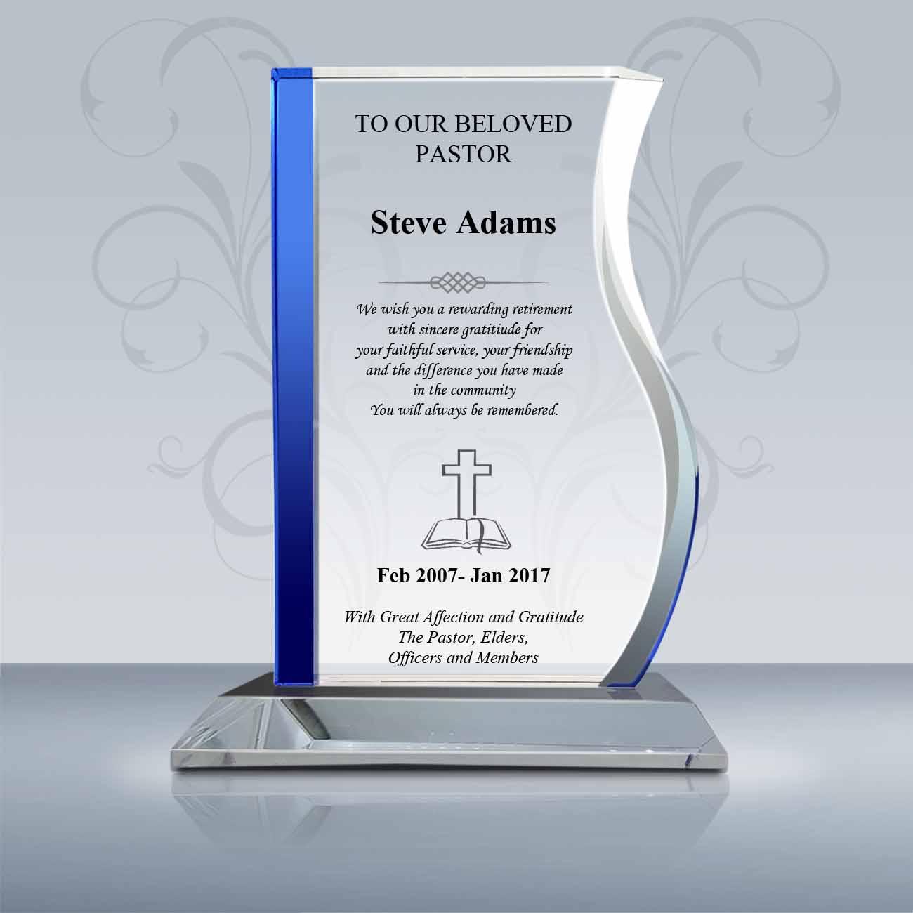 Pastor Retirement Gift-019-Design A