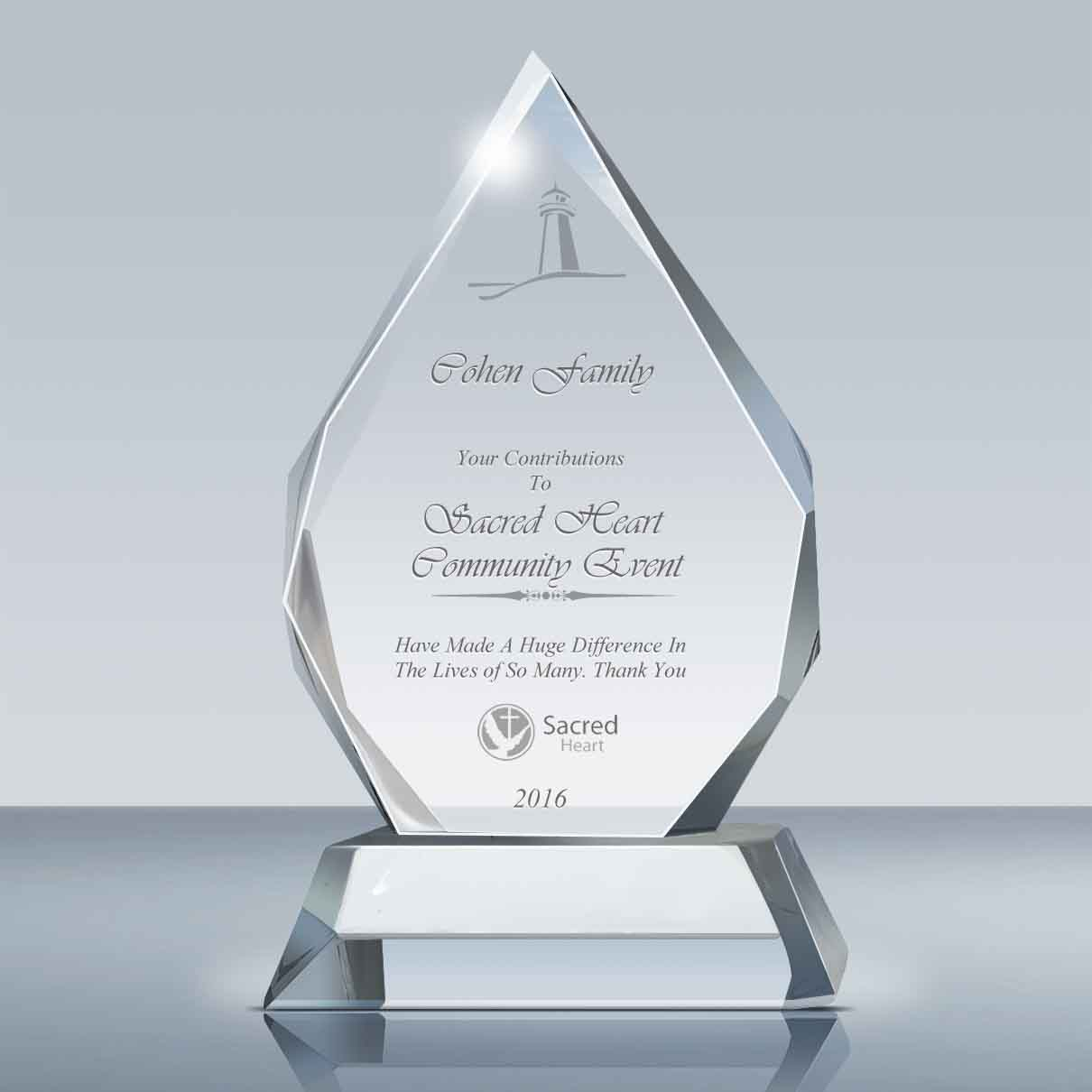 donor appreciation gift majestic crystal award 006 goodcount