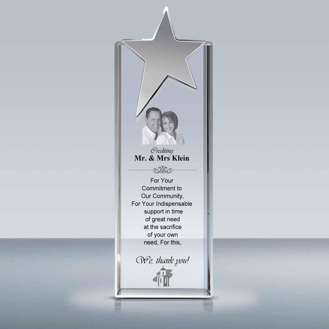 goodcount awards  u2013 custom engraved crystal awards